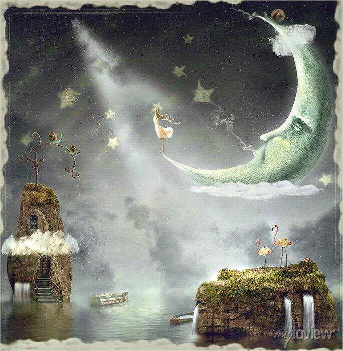 Bild Nacht. Zeit der Wunder und Magie