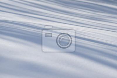 Nahaufnahme der Schnee Textur