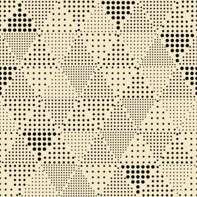 Bild Nahtlose abstrakten modernen Dreieck geometrische Muster