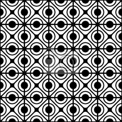 Nahtlose geometrische Gittermuster.