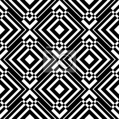 Nahtlose geometrische Muster.