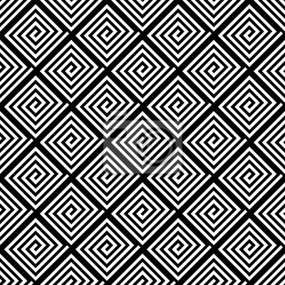 Nahtlose geometrische Textur.