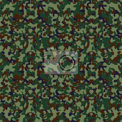 Nahtlose militärischen Hintergrund, Vektor-Illustration eps8