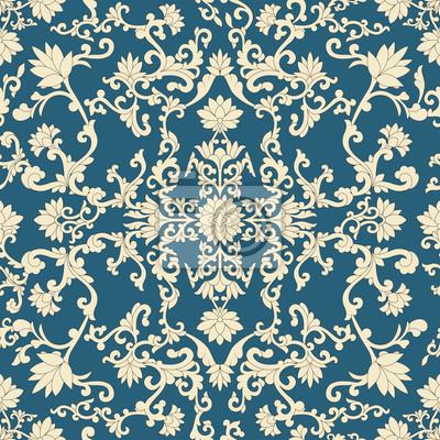 Bild Nahtlose Muster orientalisch