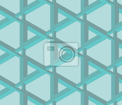 Nahtlose unmöglich Penrose-Muster