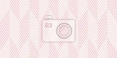 Bild Nahtloses geometrisches abstraktes Vektordesign des Hintergrundmusters des rosa und weißen Hintergrundmusters.