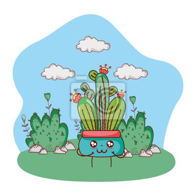 Bild nature plant cartoon