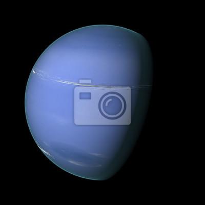 Neptun Elemente dieses Bildes von der NASA eingerichtet