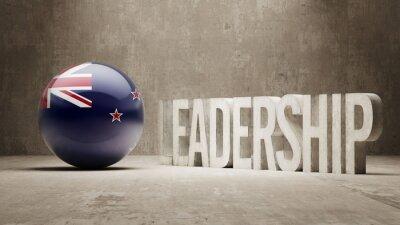 Neuseeland. Führungskonzept