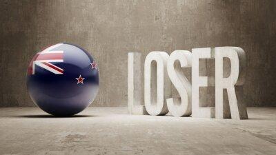 Neuseeland. Verlierer-Konzept.