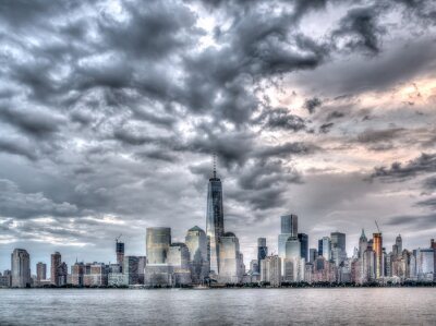 Bild New York City am 4. Juli 201