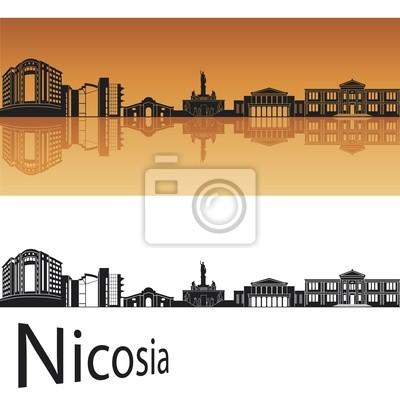 Bild Nicosia Skyline