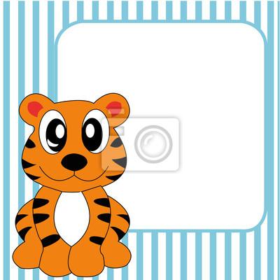 niedlichen Tiger