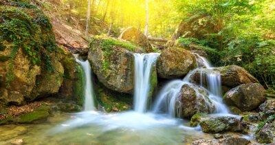 Bild Nizza Wasserfall