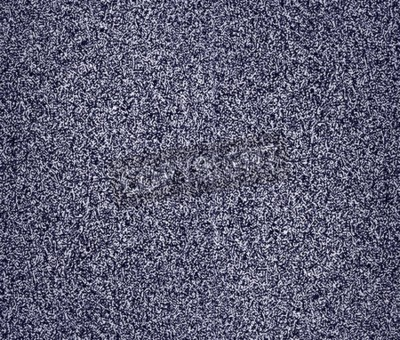 No Signal On Tv Screen Black And White Digital Noise As Background