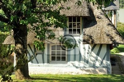 Bild Norman Haus - Reetdachhaus