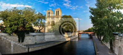 Notre Dame de Paris Panorama - Paris - Frankreich