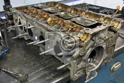 Offene Motor