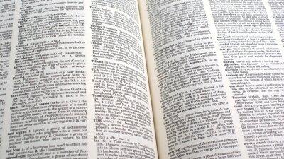 Bild Offene Wörterbuch