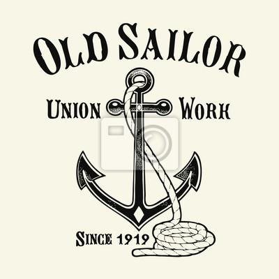 Old Sailor Anker