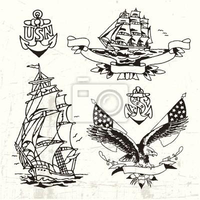 Old Sailor Tattoo