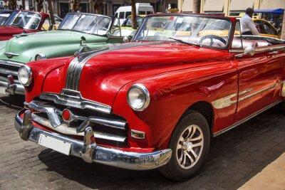 Bild Oldtimer im Zentrum von Havanna