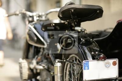 Oldtimer Motorrad