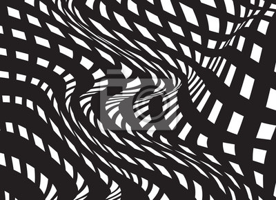 a99e9375a0330 Bild Optische Kunst Hintergrund schwarz-weiß