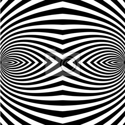 Optisches nahtloses Muster