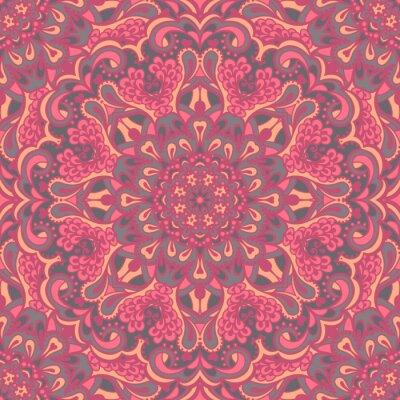 Bild Oriental verzierten nahtlose Muster.