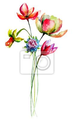 Original Blumen