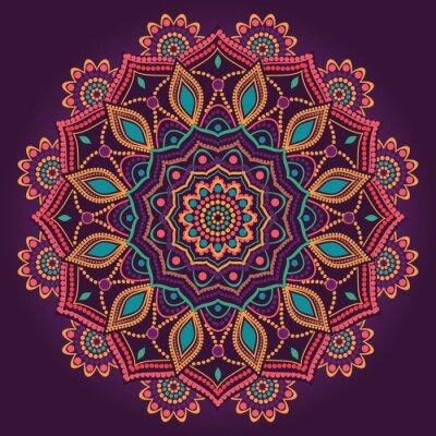 Bild Ornamental mandala