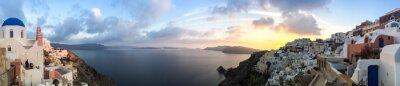 Bild Panorama à Oia à Santorin, Les Cyclades en Grèce Gästebewertungen