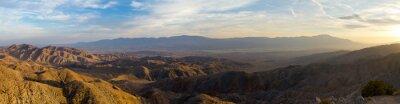 Bild Panorama-Blick auf Wüsten-Landschaft
