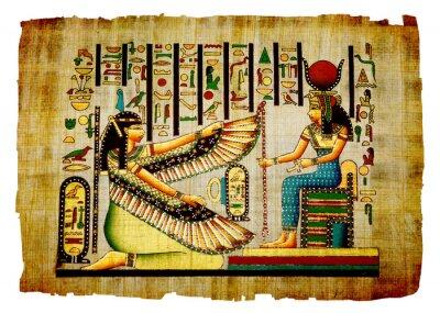 Papyrus Old Naturpapier aus Ägypten