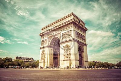 Bild Paris - Arc de Triomphe
