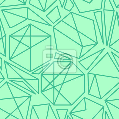 Pastellfarben Vektor geometrischen nahtlose Muster