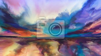 Perspektiven der abstrakten Landschaft