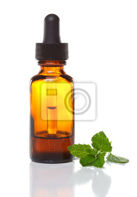 Pflanzliche Arzneimittel Tropfflasche