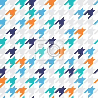 Pied de Poule Pattern