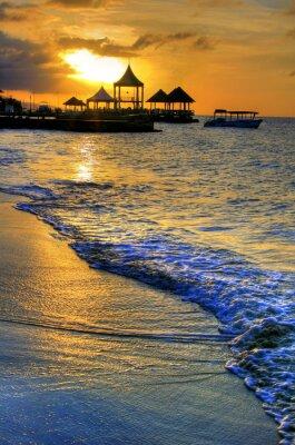Bild Pier at Montego Bay, Jamaica, Carribean