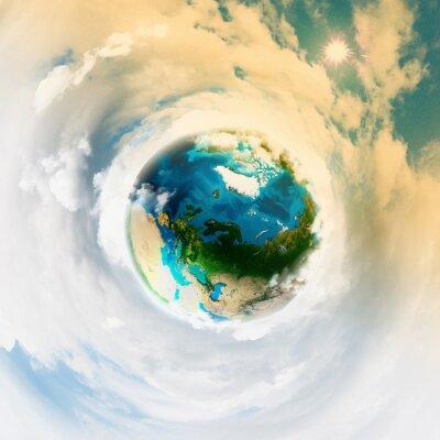 Bild Planet Erde