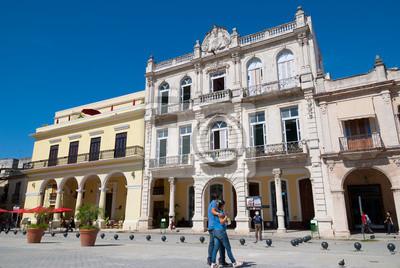Plaza Vieja, La Havane, Kuba (2)