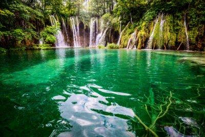 Bild Plitvicka jezera national park Croatia