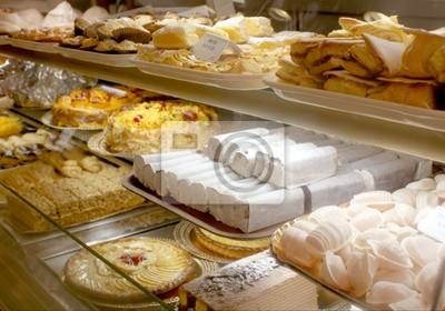 portugiesisch Bäckerei