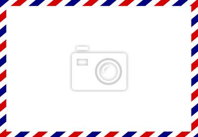 Bild Post card frame vector