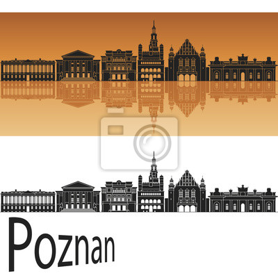 Bild Poznan Skyline