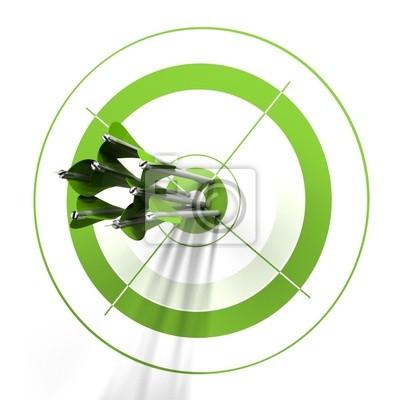 Bild Präzision - Marketing-Strategie -Konzept