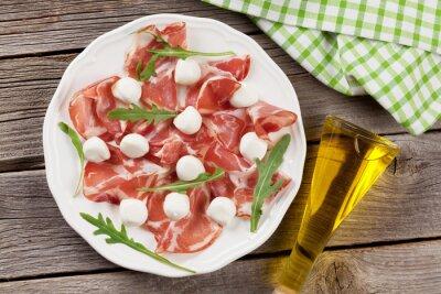 Bild Prosciutto und Mozzarella