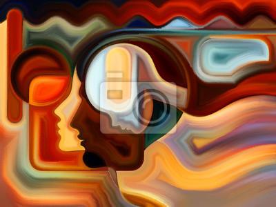 Quelle der inneren Farbe